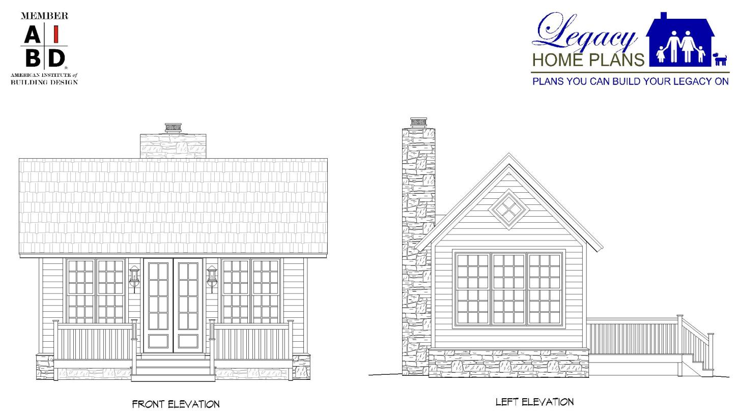 Legacy House Plans House Plans